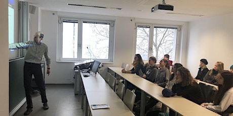 Universität Wien: Mathematik - Workshop tickets