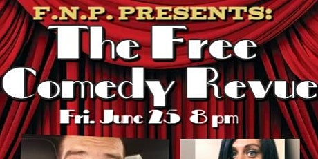The FREE Comedy Revue at The Parkway Theater and Film Lounge tickets