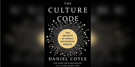 Book Review & Discussion : The Culture Code tickets