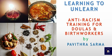 Learning to unlearn - An anti-racism workshop for doulas and birthworkers tickets