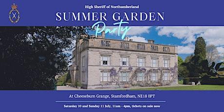 Summer Garden Party tickets