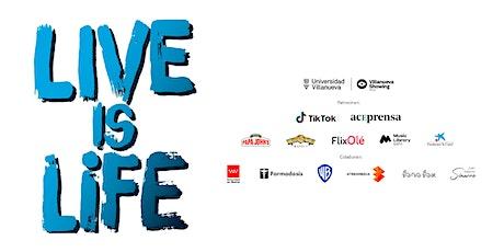 Live is Life - Preestreno (Villanueva Showing Festival) entradas