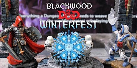 Blackwood D&D Winterfest 2021 tickets