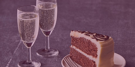 Bottomless Cake & Prosecco at Konditor Bow Lane tickets