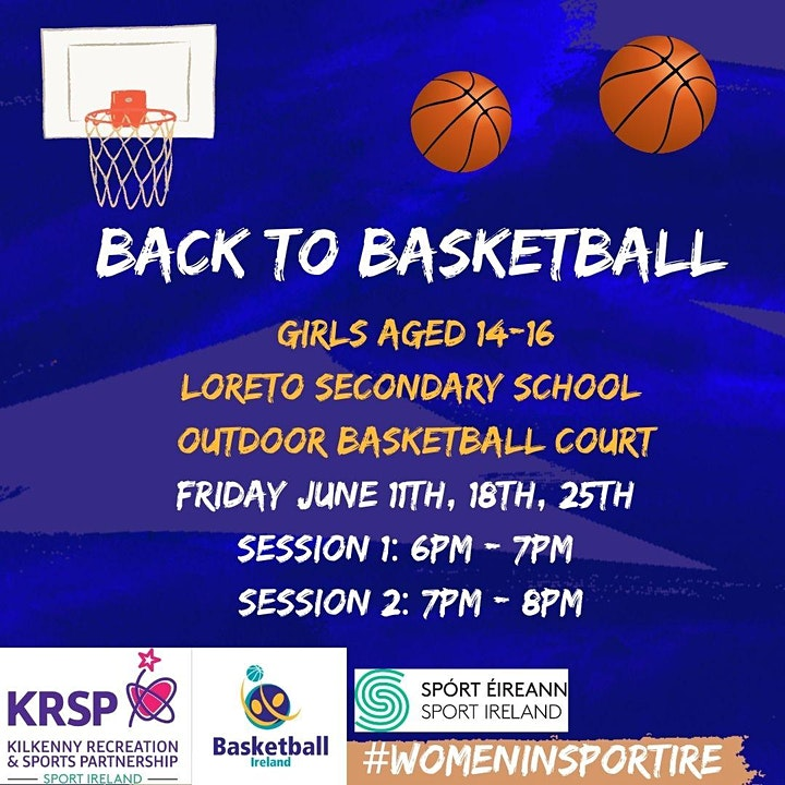 2021 KRSP Back to Basketball – Teen Girls image