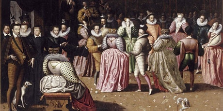 Courtly Dance Workshop tickets