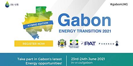 Gabon Energy Transition 2021 tickets