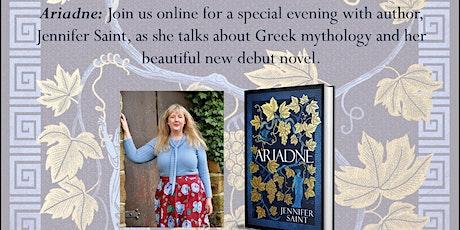 Ariadne: An Evening With Jennifer Saint tickets