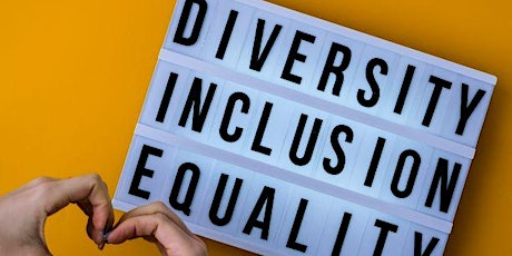 Equality and Diversity - An Inclusive Approach to Activity and Engagement tickets
