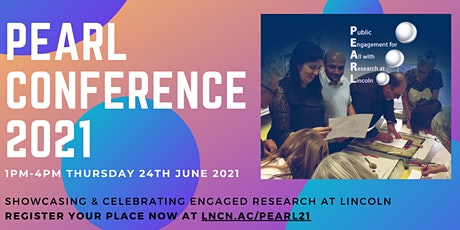 PEARL Conference 2021 tickets