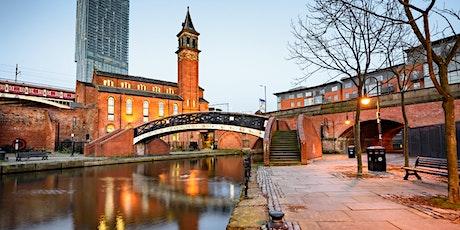 JCA  Manchester MRI Course tickets