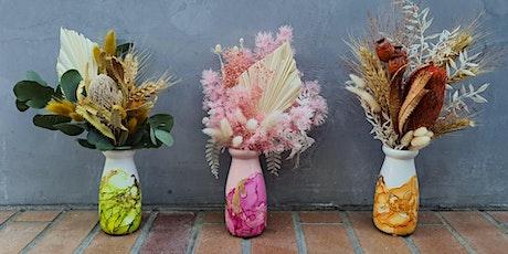 Everlasting Dry Flower Posy tickets