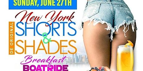 SHORTS AND SHADES BREAKFAST BOATRIDE NYC tickets