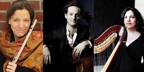 Trio Wiebke Bohnsack, Mariam Fathy & Eugene Lifschitz Tickets