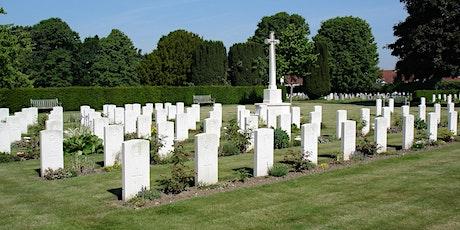 CWGC Tours - Gosport (Ann's Hill) Cemetery tickets