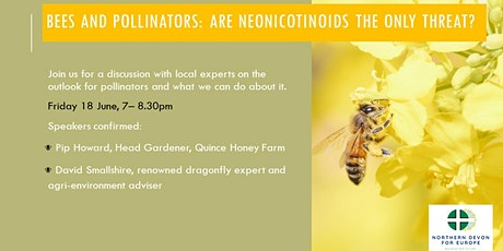 Bees and Pollinators: Are Neonicotinoids the Only Threat? tickets