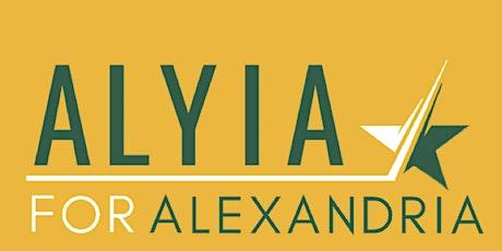 Alyia for Alexandria Meet & Greet tickets