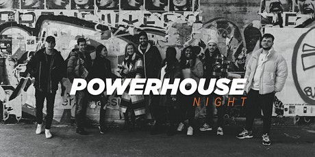 PWRHS NGHT - Hillsong Zürich Tickets