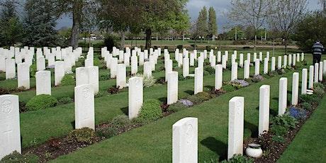 CWGC Tours - Haslar Royal Naval Cemetery tickets