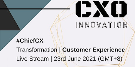 Chief Customer Experience Officer Summit Tickets