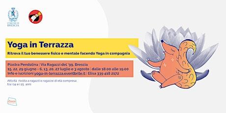 Yoga in Terrazza biglietti
