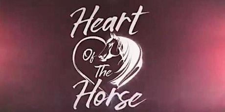 Heart Of The Horse - LIVEstream tickets