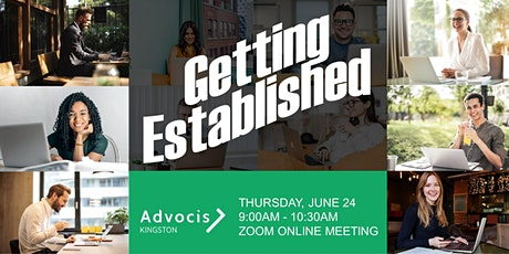 Advocis Kingston: Getting Established with guest, Neil Kellock of Sun Life tickets