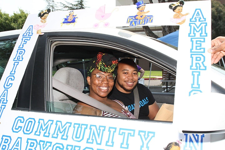 Contra Costa Virtual  & Drive-Thru  African American Community Baby Shower image