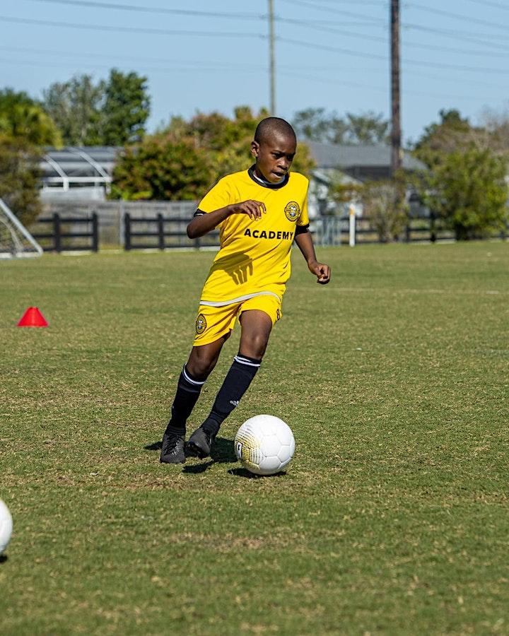 NACTM Soccer D.C. Camp image