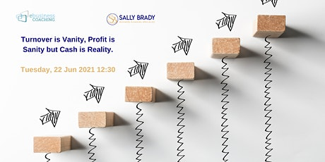 Turnover is Vanity, Profit is Sanity but Cash is Reality. biglietti