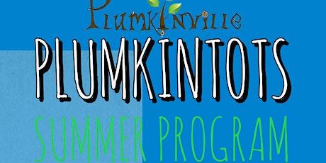 PlumkinTOTS Summer Program tickets