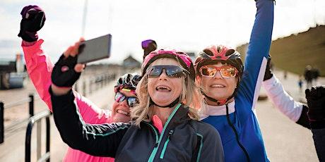 Wheel Women Bike Ride - Hartlepool North Route tickets