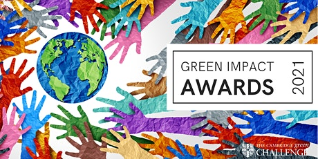 Cambridge Green Impact Awards 2021 tickets