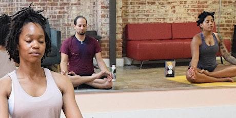Pranayama + Meditation tickets
