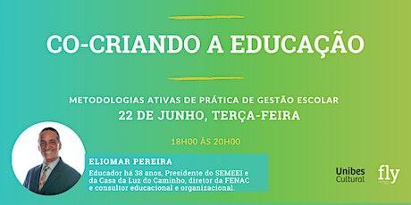 22.06 CO CRIANDO | Metodologias Ativas de Prática de Gestão Escolar bilhetes