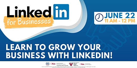 LinkedIn for Businesses tickets
