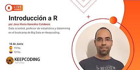 Webinar: Introducción a R entradas