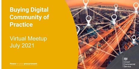 The Buying Digital Community virtual meet-up Tickets