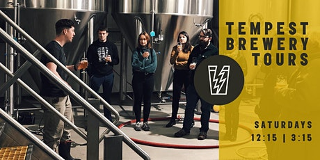 Tempest Brewery Tours tickets