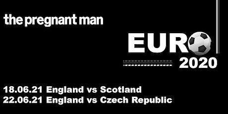 Euro 2020: England vs Czech Republic tickets
