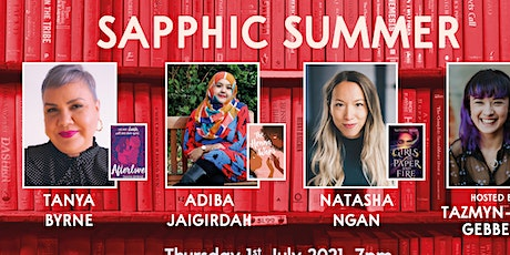 Pride in Writing 2021: Sapphic Summer tickets
