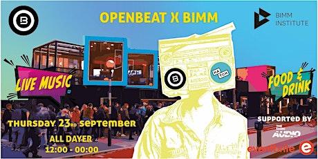 Open Beat / BIMM / Hatch Freshers All Dayer tickets