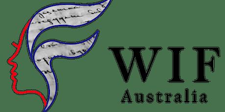 Women in French: Australia - Seminar 3 tickets