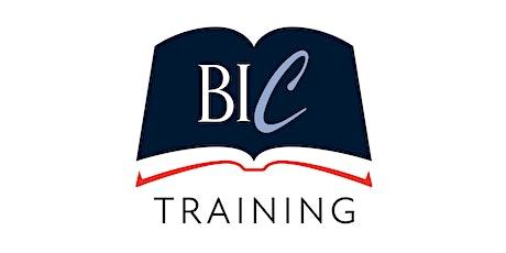 BIC's ONIX: Essentials Training Course (online) tickets