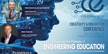 Webinar | Shaping the Future of  ENGINEERING EDUCATION tickets