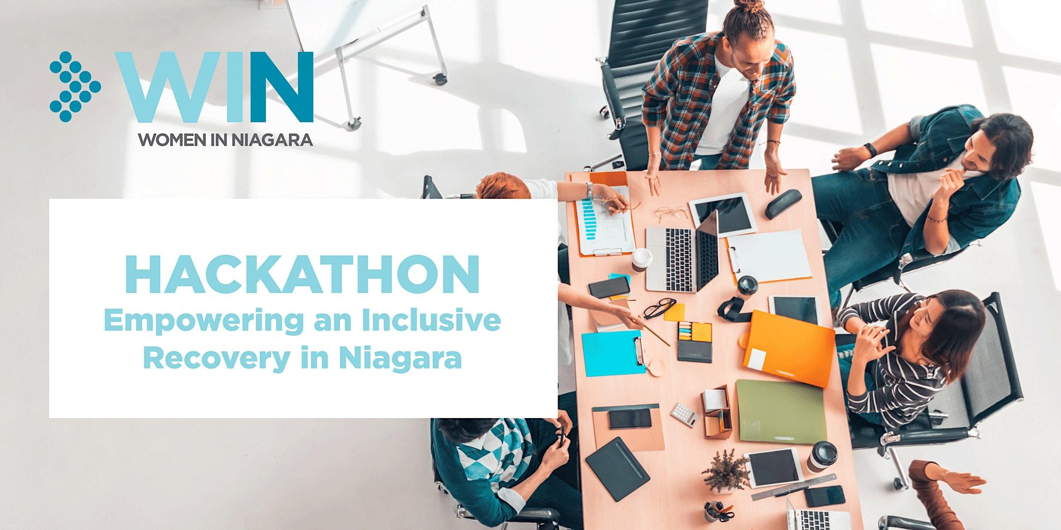 Women in Niagara Presents: The Hackathon