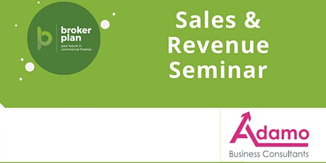 How to Pitch on Camera.  Broker Plan Sales and Revenue Seminar tickets