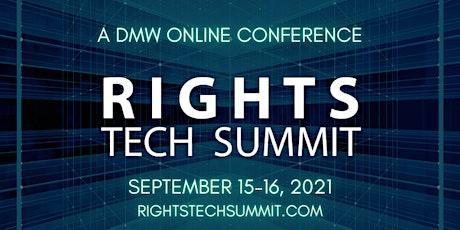 RightsTech Summit Online 2021 tickets
