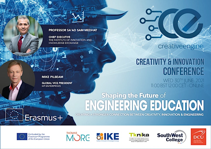 Webinar | Shaping the Future of  ENGINEERING EDUCATION image