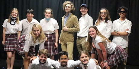 Apex Theatre Studio presents Godspell at St. Johns Cathedral tickets